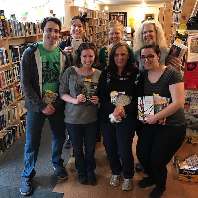 Litsy Meetup at Winding Way Books