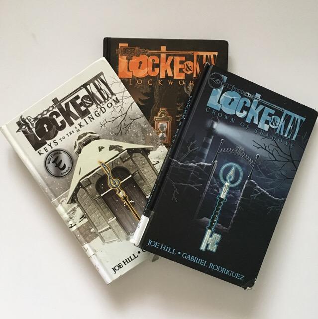 Locke & Key Series Review