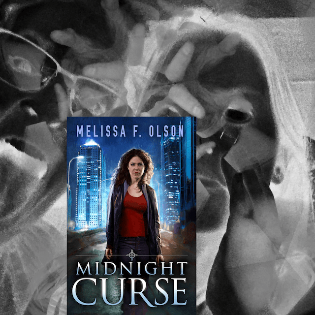 Book Review: Midnight Curse by Melissa F. Olson