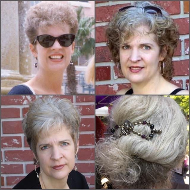 Silver Hair by Lorraine Massey