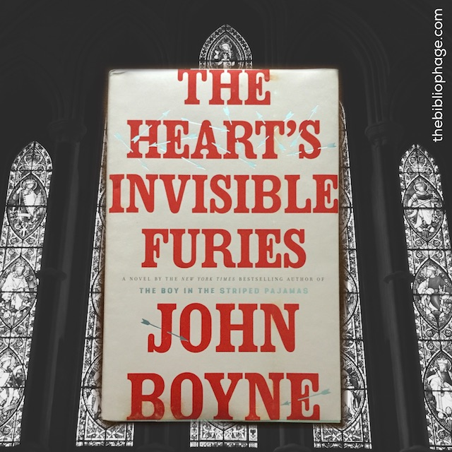 Book Review: The Heart's Invisible Furies by John Boyne