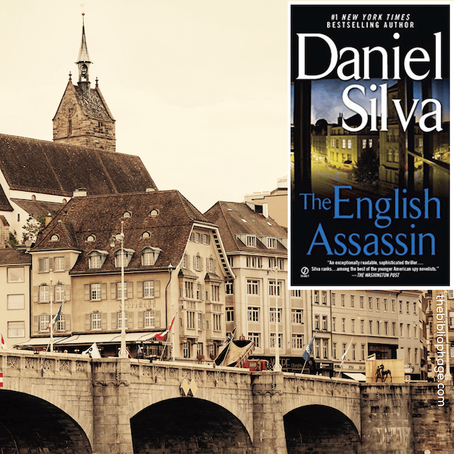 Book Review: The English Assassin by Daniel Silva