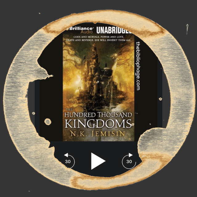 Book Review: The Hundred Thousand Kingdoms by N.K. Jemisin (The Inheritance Trilogy, Book 1)