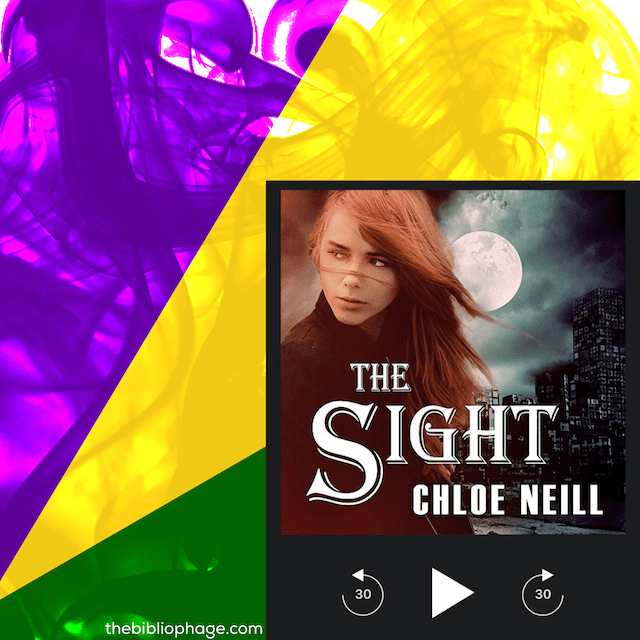 Book Review: The Sight by Chloe Neill (Devil's Isle, #2)