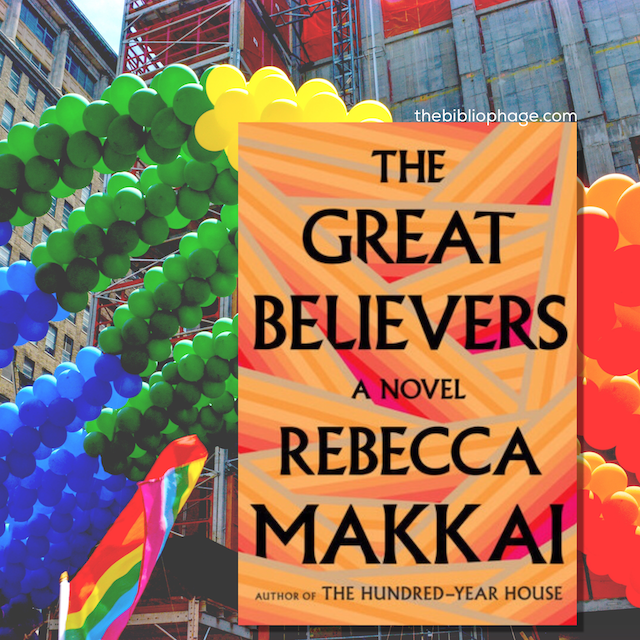 Book Review: The Great Believers by Rebecca Makkai