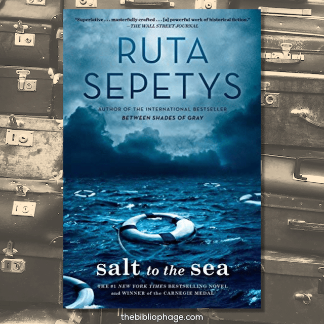 Book Review: Salt to the Sea by Ruta Sepetys