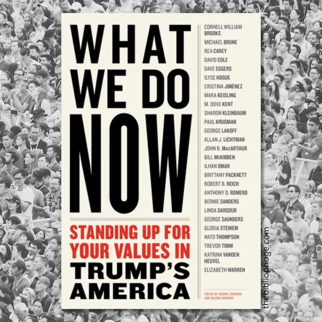 Book Review: What We Do Now, Essays by Various Authors