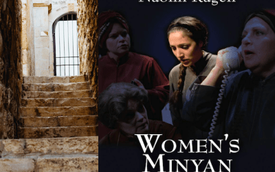 Book Review: Women's Minyan by Naomi Ragen