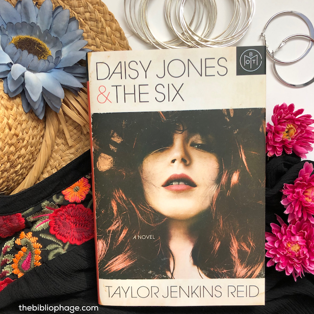 Book Review: Daisy Jones & The Six by Taylor Jenkins Reid