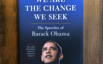 Book Review: We Are The Change We Seek: The Speeches of Barack Obama