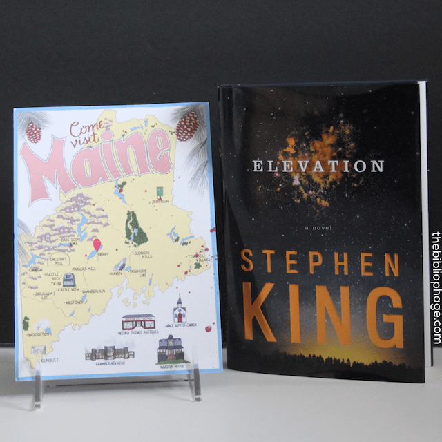 Book Review: Elevation by Stephen King