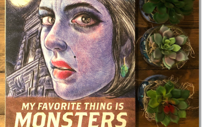 Graphic Novel Review: My Favorite Thing is Monsters by Emil Ferris