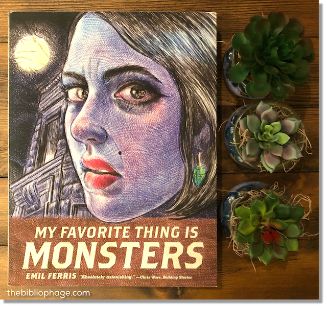 Emil Ferris: My Favorite Thing is Monsters