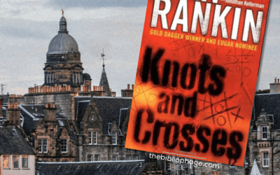 Book Review: Knots and Crosses by Ian Rankin (Inspector Rebus #1)