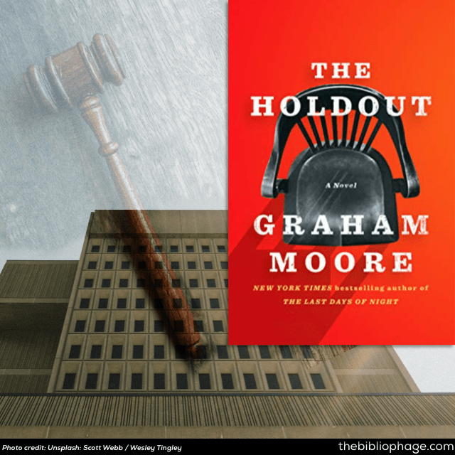 Graham Moore: The Holdout