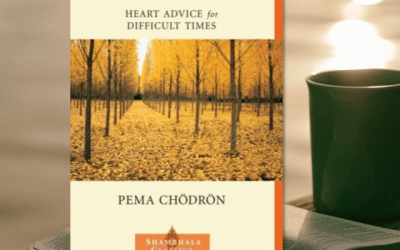 Book Review: When Things Fall Apart: Heart Advice for Difficult Times by Pema Chödrön