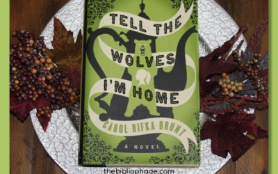 Book Review: Tell the Wolves I'm Home by Carol Rifka Brunt