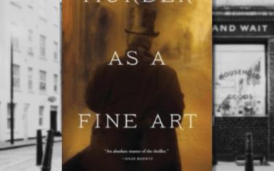 Book Review: Murder as a Fine Art by David Morrell