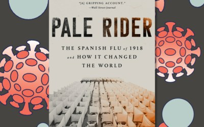 Book Review: Pale Rider by Laura Spinney