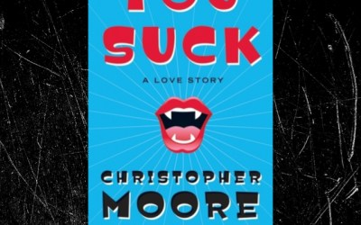 Book Review: You Suck by Christopher Moore