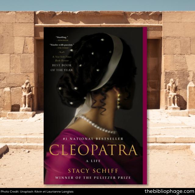 Stacy Schiff: Cleopatra: A Life