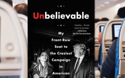 Following Trump in 2016: Unbelievable by Katy Tur (Book Review)