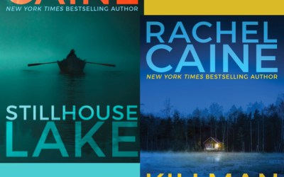 Rachel Caine Thrillers: Stillhouse Lake & Killman Creek (Series books 1 & 2)