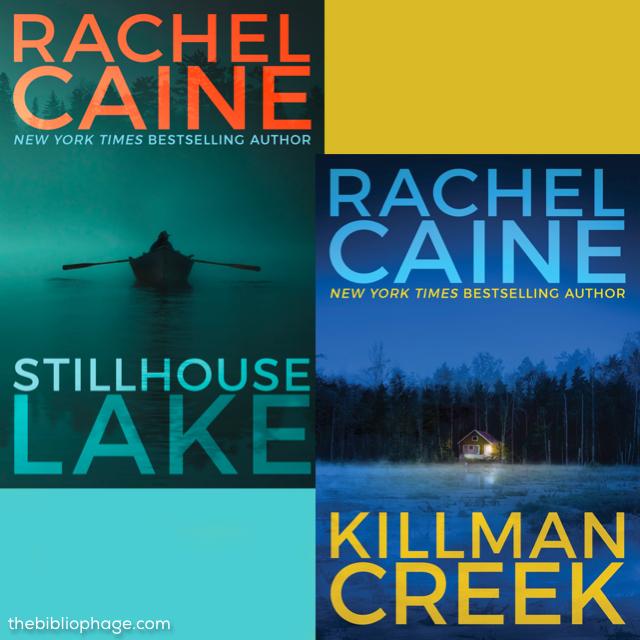 Rachel Caine Stillhouse Lake 1-2