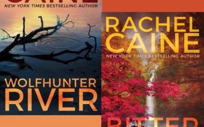 More Gwen Proctor Thrillers: Wolfhunter River & Bitter Falls (Series books 3 & 4)