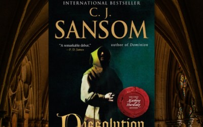 C.J. Sansom: Dissolution—A Chilly Tudor Era Mystery (Book Review)