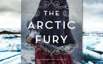 The Arctic Fury–Part Courtroom, Part Adventure—by Greer Macallister (Book Review)