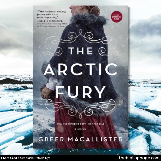 The Arctic Fury: Greer Macallister