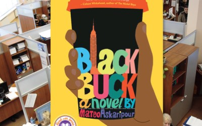 Mateo Askaripour: New Author Offers Insightful Novel, Black Buck (Book Review)