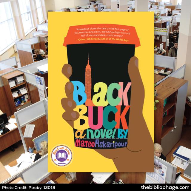 Mateo Askaripour: Black Buck