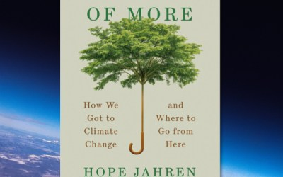 Hope Jahren — The Story of More: How We Got to Climate Change and Where to Go from Here (Book Review)