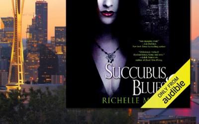 Richelle Mead: Succubus Blues (Georgina Kincaid #1)—Book Review