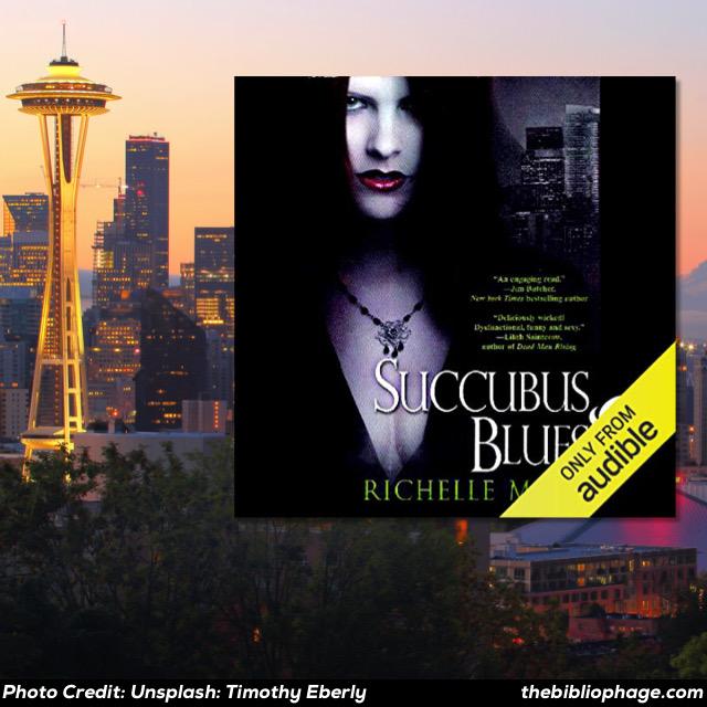 Richelle Mead: Succubus Blues