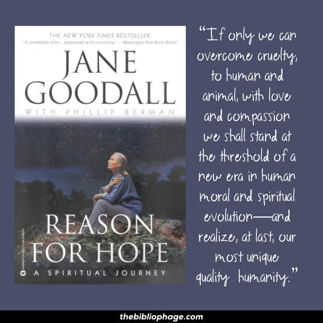 Jane Goodall — Reason for Hope