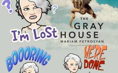 Mariam Petrosyan — The Gray House (Book Review)