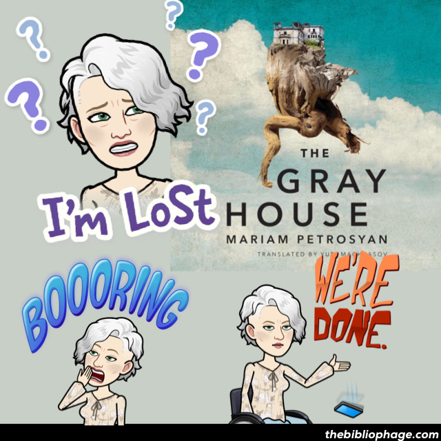 Mariam Petrosyan — The Gray House 2