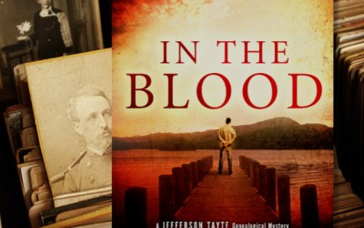 Steve Robinson — In the Blood (Jefferson Tayte #1) Book Review