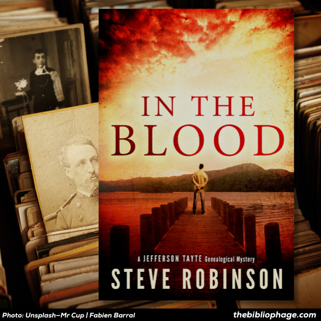 Steve Robinson - In the Blood