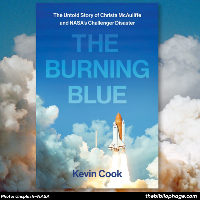 Kevin Cook - The Burning Blue
