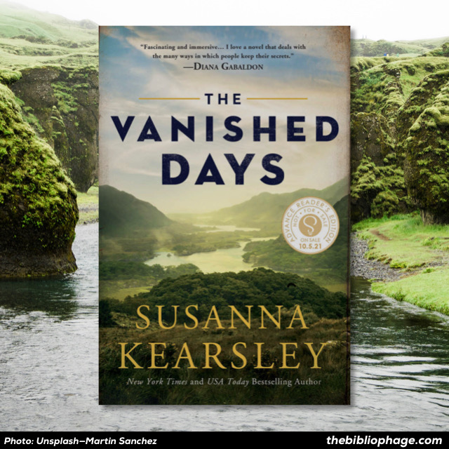 The Vanished Days - Susanna Kearsley