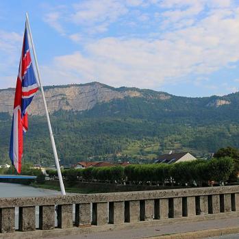 A patriotic panorama