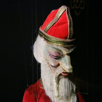 My favourite puppet from exhibition in Ljubljana Castle