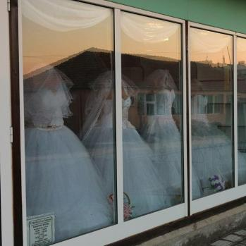 Elegant wedding dresses in Elhovo