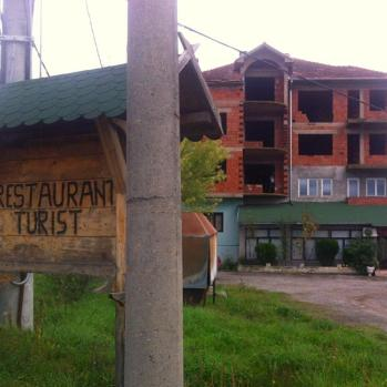 Another bustling tourist resort in the Serbian heartlands.
