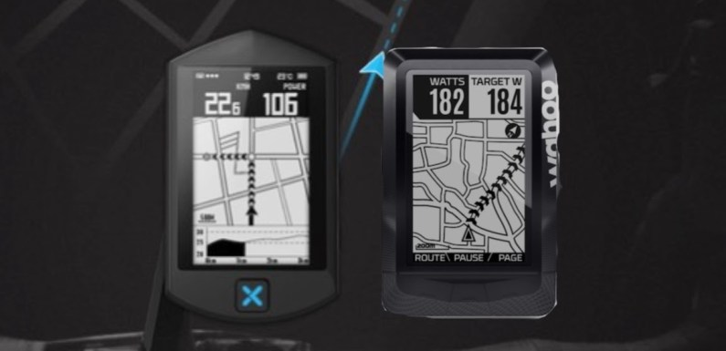 XOSS Sprint GPS Cycling Computer, A Wahoo Elemnt Knockoff?