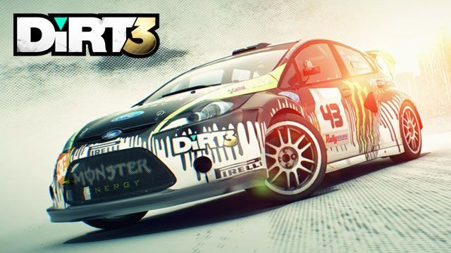Dirt 3 Game Giveaway